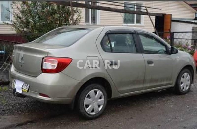Renault Logan, Белово