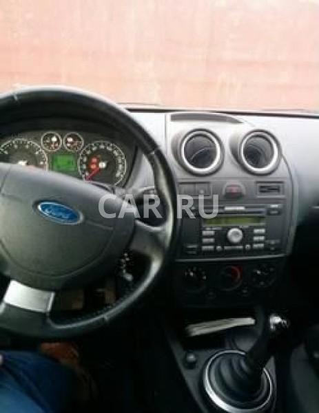 Ford Fiesta, Альметьевск