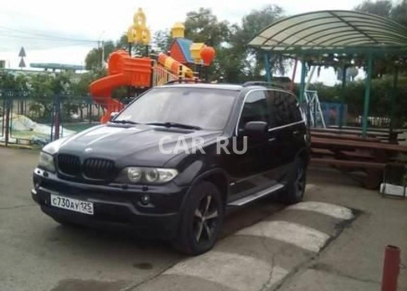 BMW X5, Арсеньев
