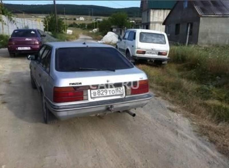 Mazda 626, Бахчисарай