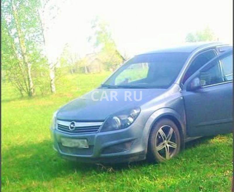 Opel Astra, Балезино