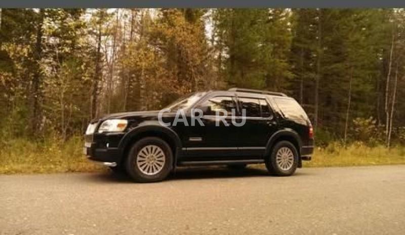 Ford Explorer, Ангарск