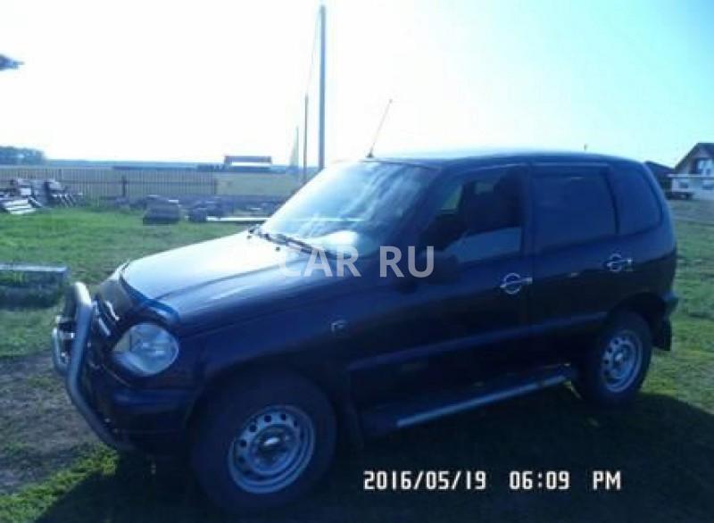 Chevrolet Niva, Азово