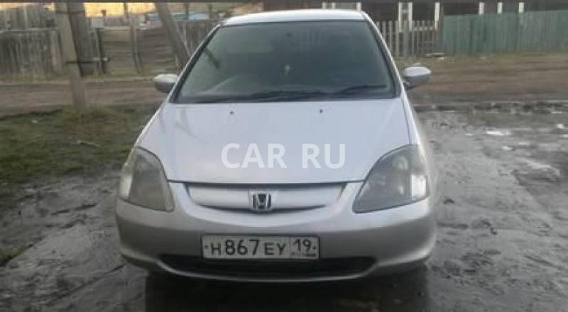 Honda Civic, Абакан