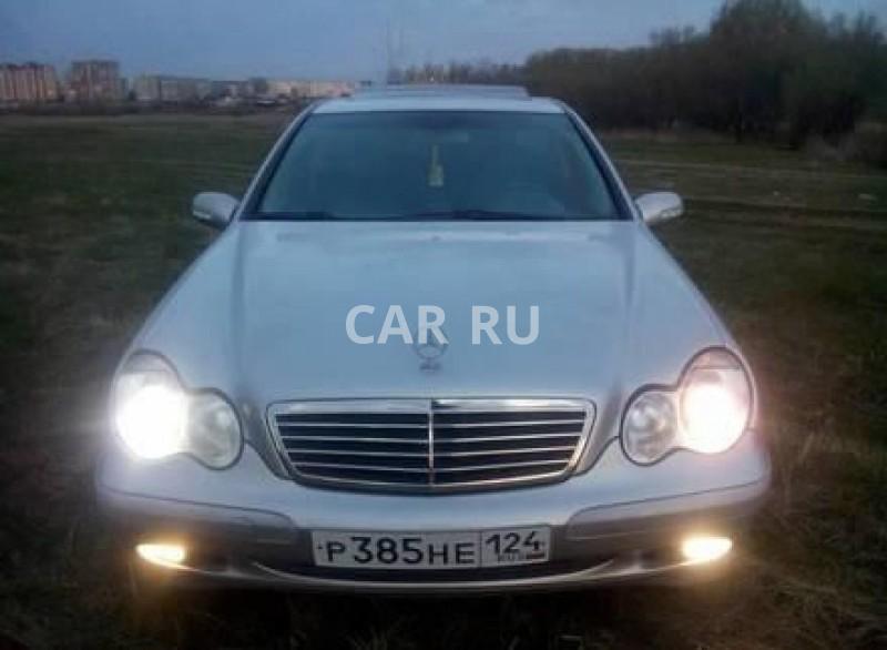 Mercedes C-Class, Ачинск