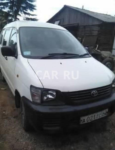 Toyota Lite Ace, Белово