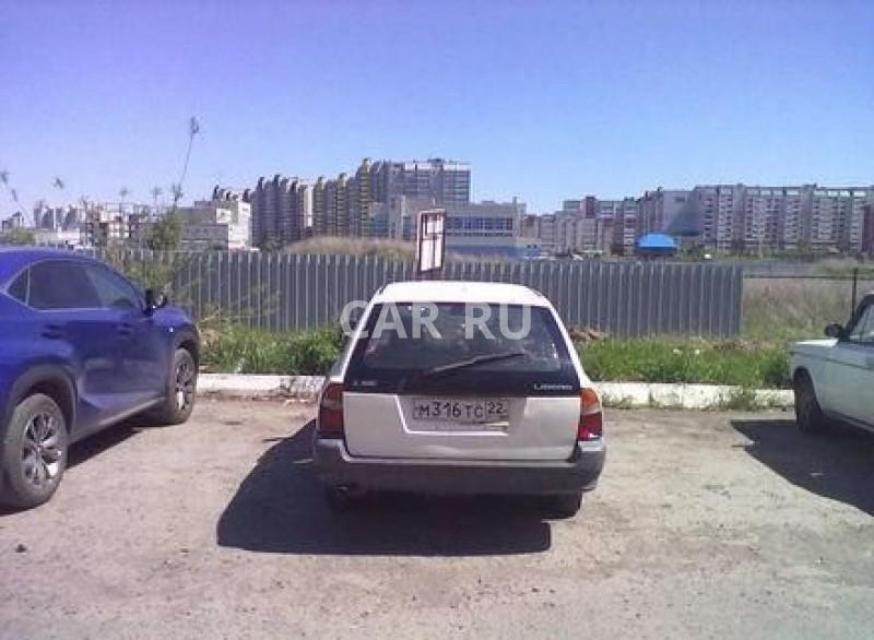 Mitsubishi Libero, Барнаул