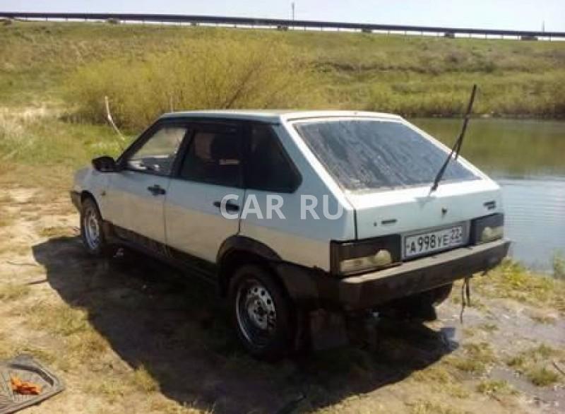Lada 2109, Алейск