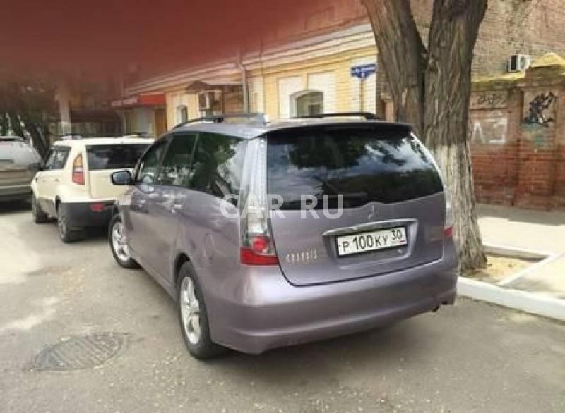 Mitsubishi Grandis, Астрахань