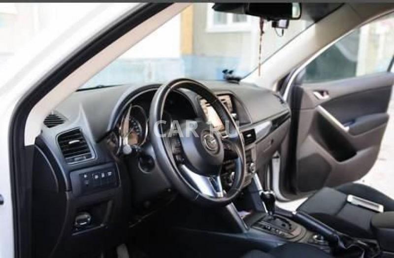 Mazda CX-5, Ангарск