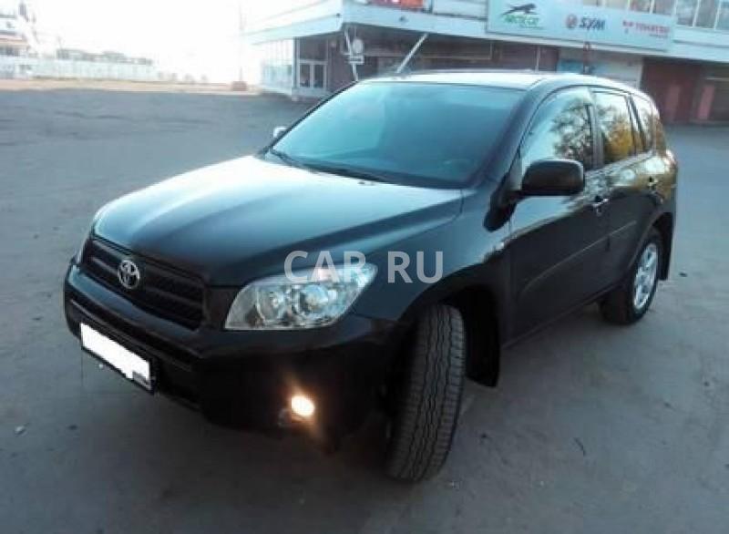 Toyota RAV4, Архангельск