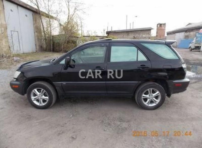 Lexus RX, Ачинск