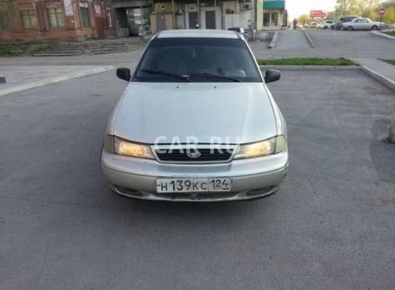 Daewoo Nexia, Ачинск