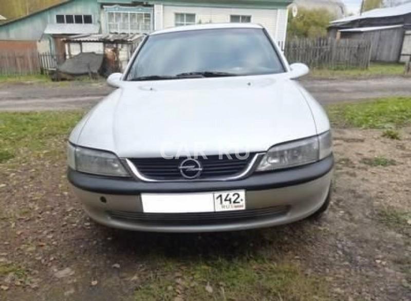 Opel Vectra, Анжеро-Судженск
