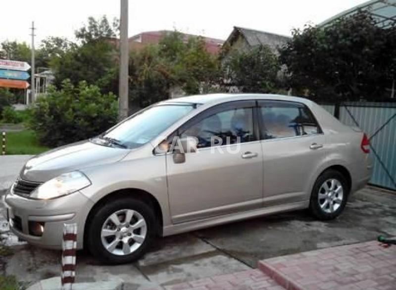 Nissan Tiida, Абинск