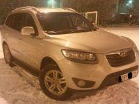 Hyundai Santa Fe, 2010 г. в городе Казань