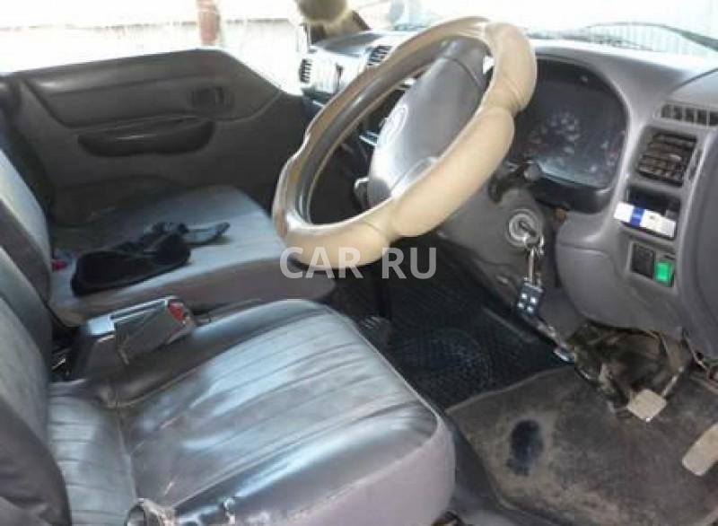 Mazda Bongo, Барнаул