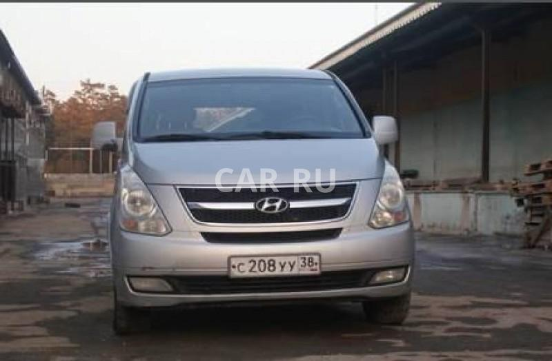 Hyundai Grand Starex, Ангарск