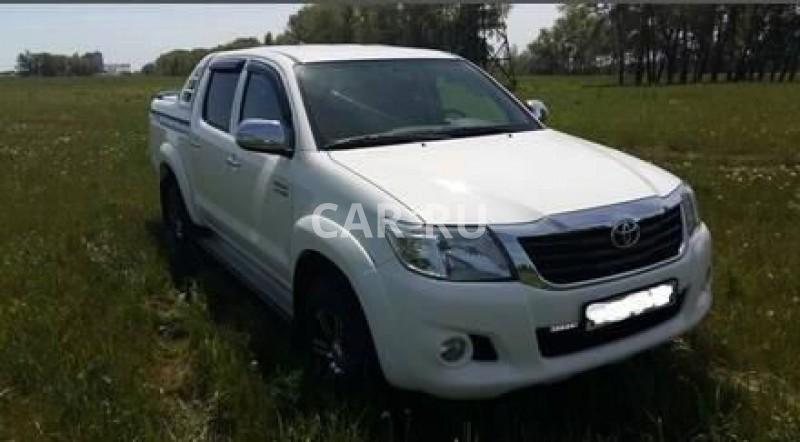 Toyota Hilux Pick Up, Барнаул