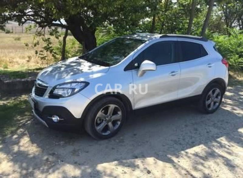 Opel Mokka, Бахчисарай