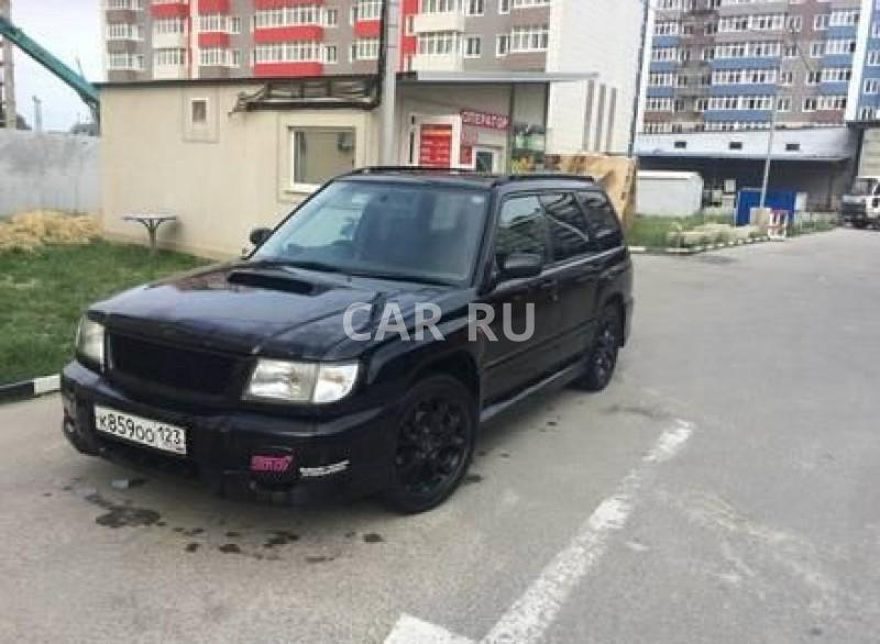 Subaru Forester, Анапа