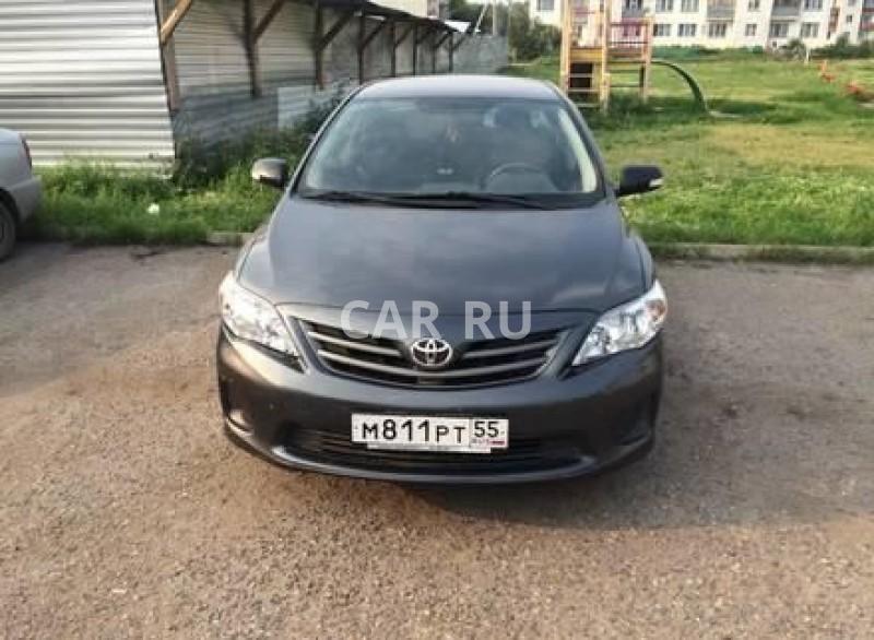 Toyota Corolla, Азово