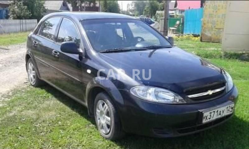 Chevrolet Lacetti, Ачинск