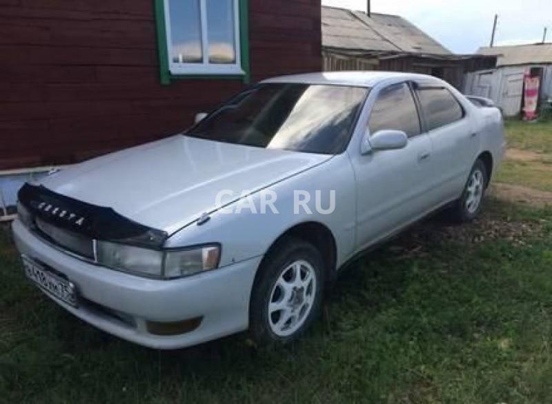 Toyota Cresta, Агинское