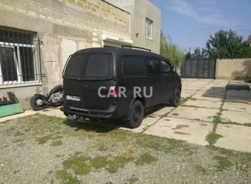 Hyundai H1, Армянск