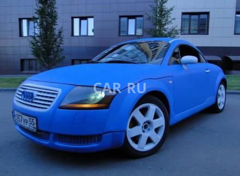Audi TT, Барнаул