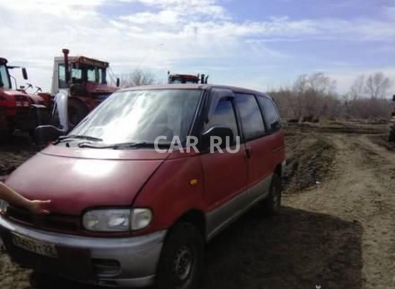 Nissan Vanette Serena, Барнаул