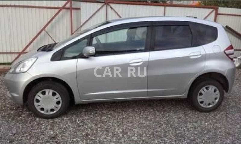 Honda Fit, Арсеньев
