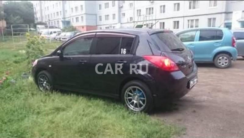 Nissan Tiida, Артём