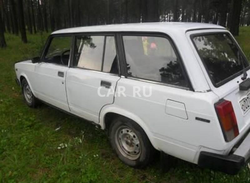 Lada 2104, Ангарск