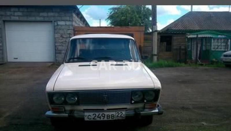 Lada 2106, Алейск