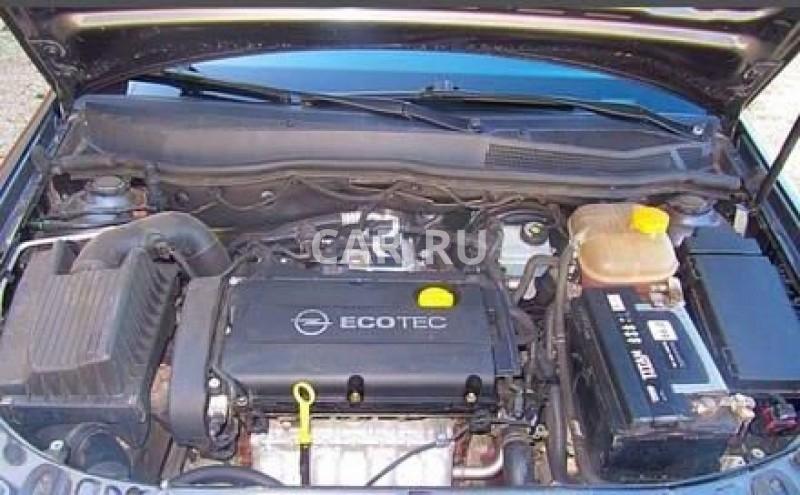 Opel Astra, Бахчисарай