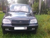 Chevrolet Niva, 2006 г. в городе Шарья