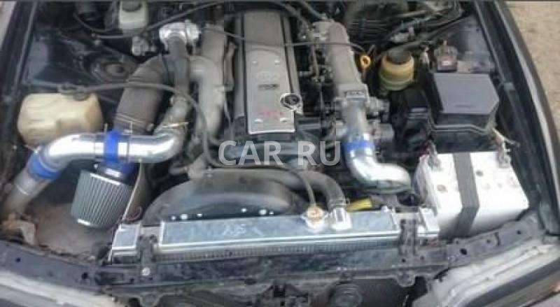 Toyota Chaser, Агинское