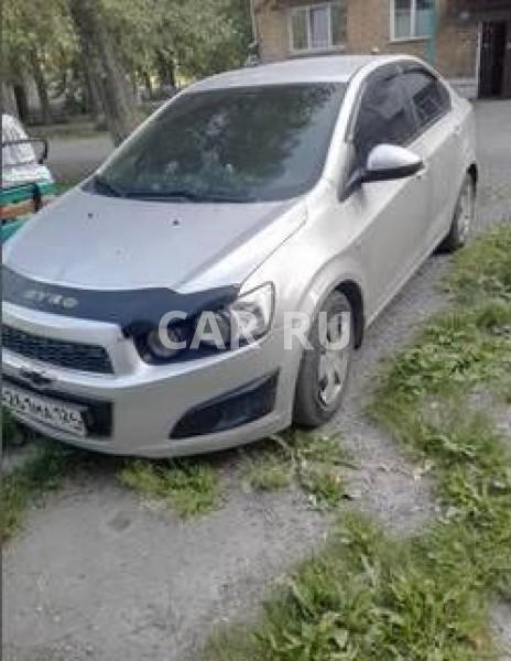 Chevrolet Aveo, Ачинск