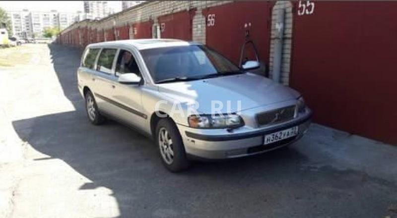 Volvo V70, Барнаул