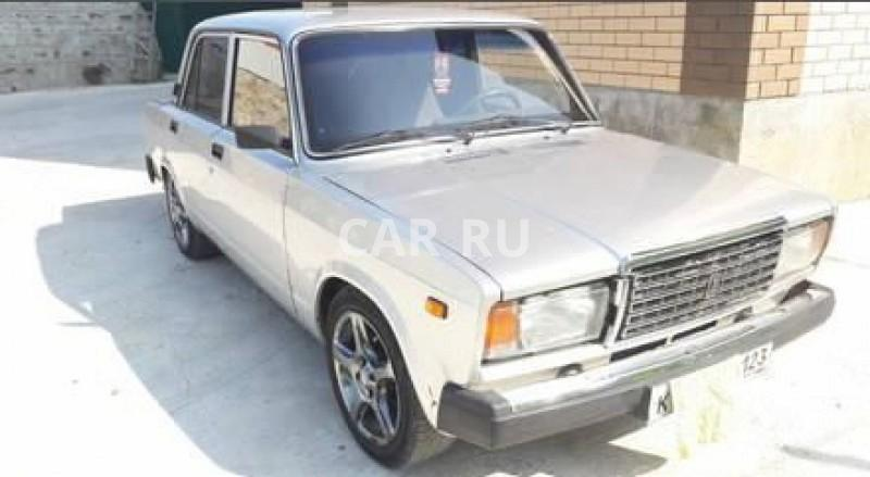 Lada 2107, Абинск