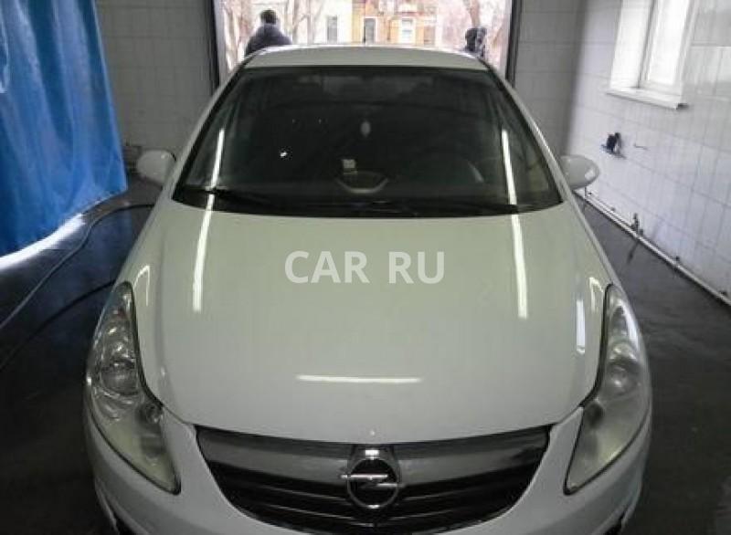 Opel Corsa, Астрахань