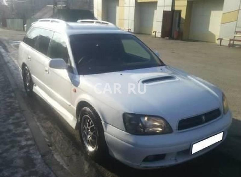 Subaru Legacy, Артём