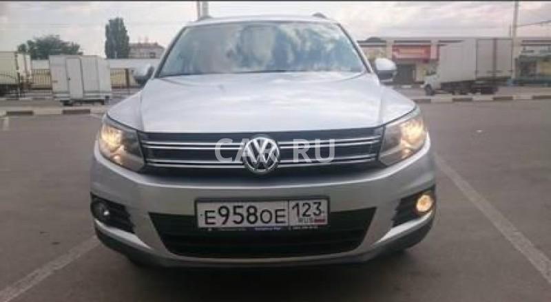 Volkswagen Tiguan, Армавир