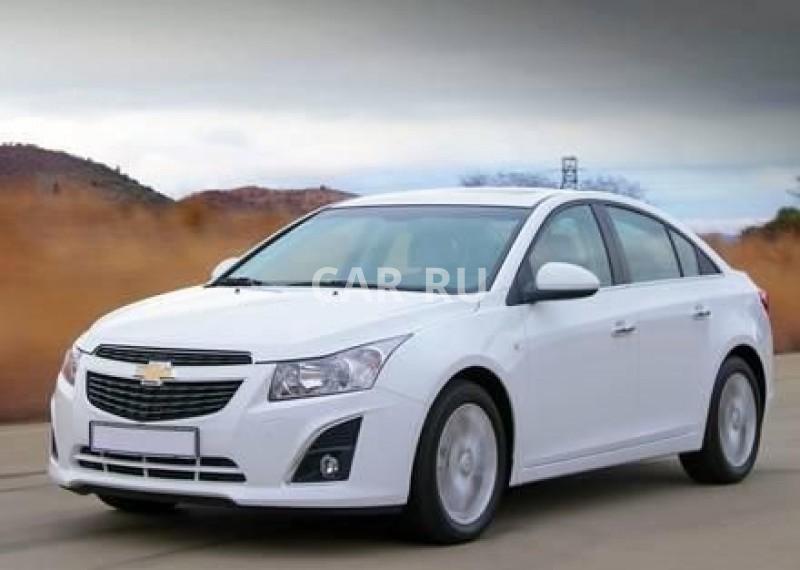 Chevrolet Cruze, Анапа