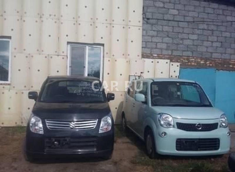 Suzuki Wagon R, Ачинск