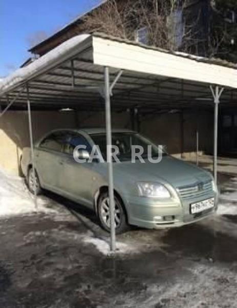 Toyota Avensis, Ачинск