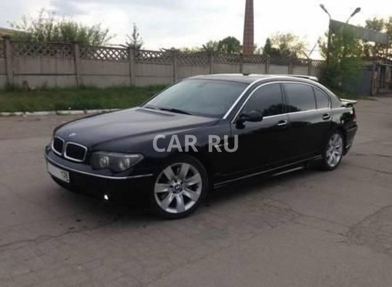 BMW 7-series, Ангарск