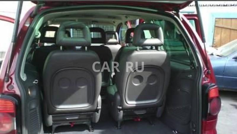 Volkswagen Sharan, Абакан