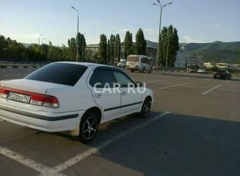 Nissan Sunny, Анапа
